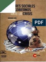 Actores Sociales y Gobiernos Ante La Crisis - Vidal