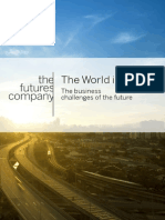 Future Perspective the Futures Company World in 2020