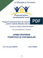 183606111 PETRE GH BARLEA Fonetica Si Vocabular PDF Libre