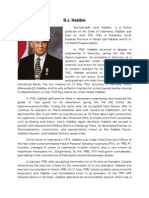 Biografi B.J. Habibie