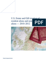 Us Tax U.S. Estate and Gift Taxation 240811
