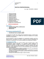 Pasos Para La Elaboracion Del Informe de Ppp