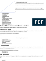 Internetworking Technology Handbook