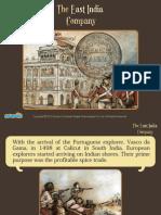 The East India Company – Mocomi.com