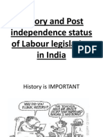 36977462 Labour Legislation in India
