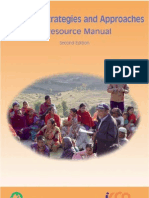 Advocacy Strategies and Approaches a Resource Manual