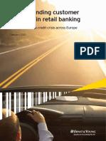 EY Understanding Customer Behavior in Retail Banking - February 2010