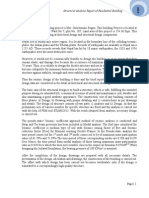 Structural Analysis Report of Gita Kumari Regmi Residence