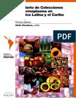 Directorio de Colecciones de Germoplasma en América Latina y El Caribe