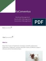 ViaConventus Presentation