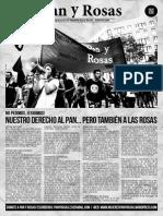 191184058 Suplemento Especial de Pan y Rosas Barcelona