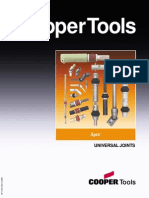 APEX U-Joint Catalog