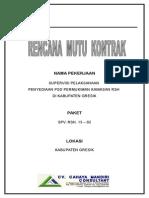 COVER RMK