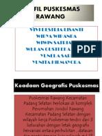 Profil Puskesmas Rawang