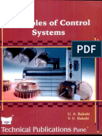 Principles of Control System - Bakshi and Bakshi