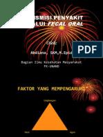 9 Transmisi Penyakit Fecal Oral
