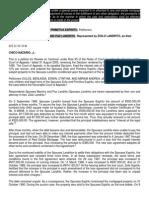 Extrajudicial Foreclosure case (full text)