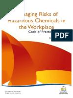Managing Hazardous Chemicals Code