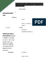 Case on Extrajudicail Foreclosure (full text)