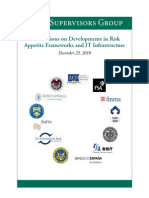 Book 3 - 56 - Observations on Developments in Risk Appetite Frameworks and IT Infrastructure