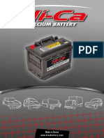 Hi-Ca Battery Catalogue
