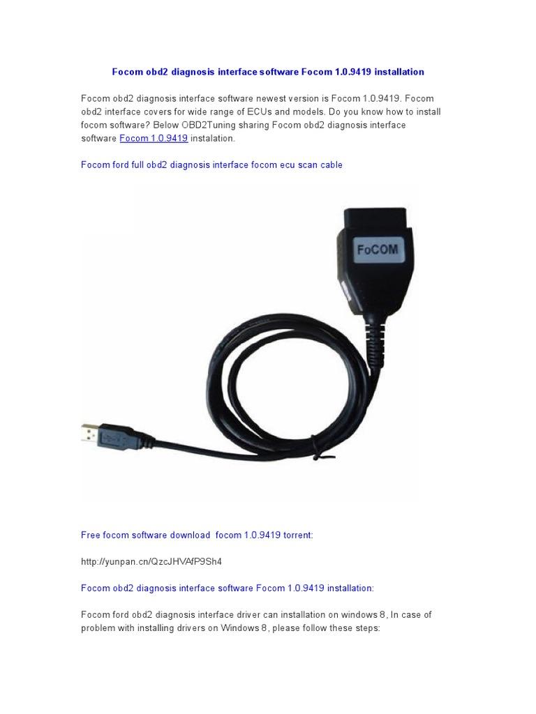 Ford IDS v106.01 + VCM II Manager v2.3.85.7 (VMware)