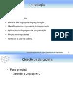 Programacao I Cap 0 Introdução