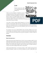 Nestle' Business Ethics