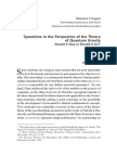 W.P.grygiel - Spacetime in the Perspective of the Theory of Quantum Gravity