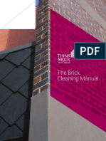 The Brick Cleaning Manual 2014