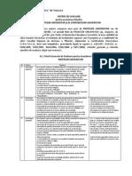 Criterii Promovare UPT 2009