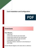 Exercises Cacti Part I