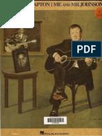 13.Clapton and Johnson