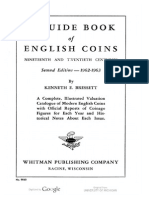 A guide book of English coins, nineteenth and twentieth centuries
