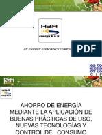 Ahorro Energetico en Sistemas de Refrigeracon a Partir de Habitos de Uso y Nuevas Tecnologias Carlos Urrego