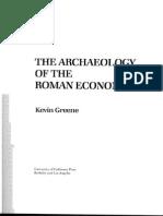 The Archaeology of Roman Economy