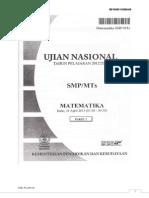 Pembahasan Soal Mtk UN 2013 Paket 02