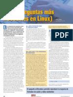 Todo Linux 77 Faqs