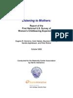 Ltm Report