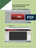 Alerta100pre-Guía de Configuración de Resolución y Calidad de Video en Dvr Hikvision