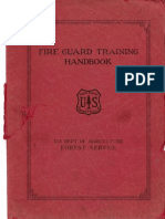 Fire Guard Training Handbook