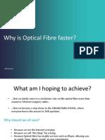 Optical Fibre Presentation