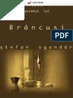 (Preview) 978-606-599-990-9 Secretul Lui Brancusi