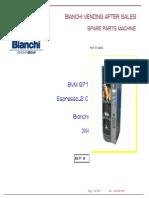 Bianchi BVM971 ES