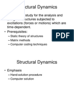 03 Ce225 Lecture Overview of Structural Dynamics
