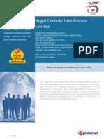Regal Crisil Report