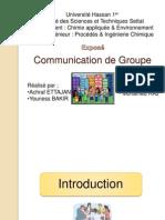 Communication Groupe