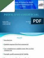 Profil D_un Commercial