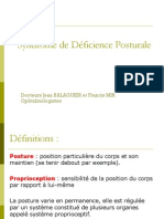 Defic Ience Postural e Public