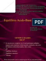 Equilibrio Acido-base Jose